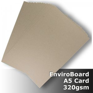 #S6105 Enviro Board 320gsm 600ums A5