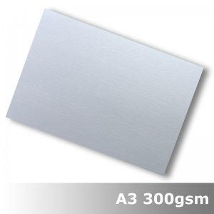 #H6068 - Linen Finish Card 300gsm A3 Size