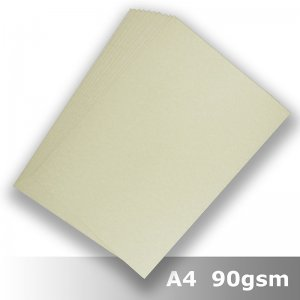 A4 Parchment 90gsm Natural Colour #G0211