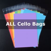 ALL Cello Self Seal Bags