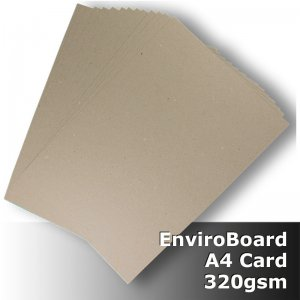 #S6108 Enviro Board 320gsm 600ums A4