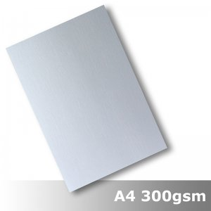 #H6008 - Linen Finish Card 300gsm A4 Size