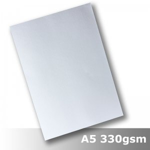 #H7005 - Linen (eXtreme) Finish Card 330gsm A5 Size