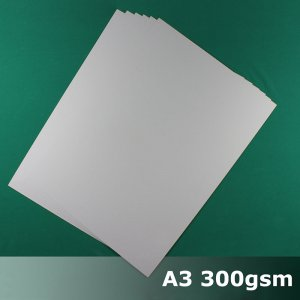 #S2168 - ecoStar 100% ReCycled White Card A3 300gsm